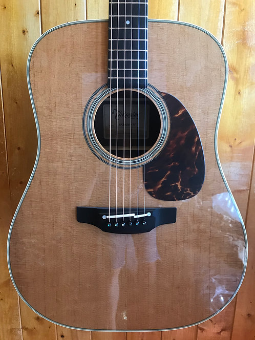 Takamine EF340S Thermal Top Acoustic-Electric Guitar w/OHC
