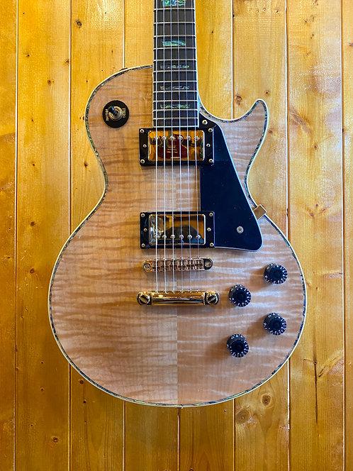 AIO SC77 Electric Guitar - Natural w/SKB-SC56 Case
