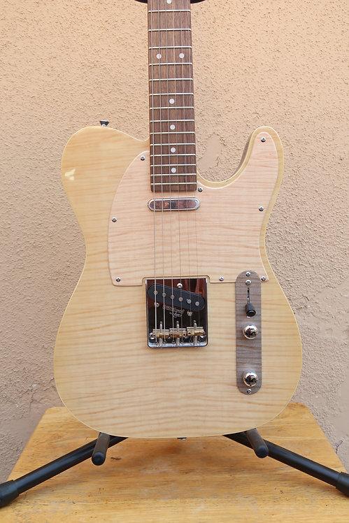 AIO TC3 Electric Guitar - Natural *Rosewood Fingerboard
