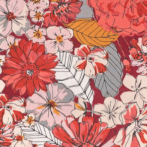 Kismet Fleuron Sanctuary | by Sharon Holland for Art Gallery Fabrics