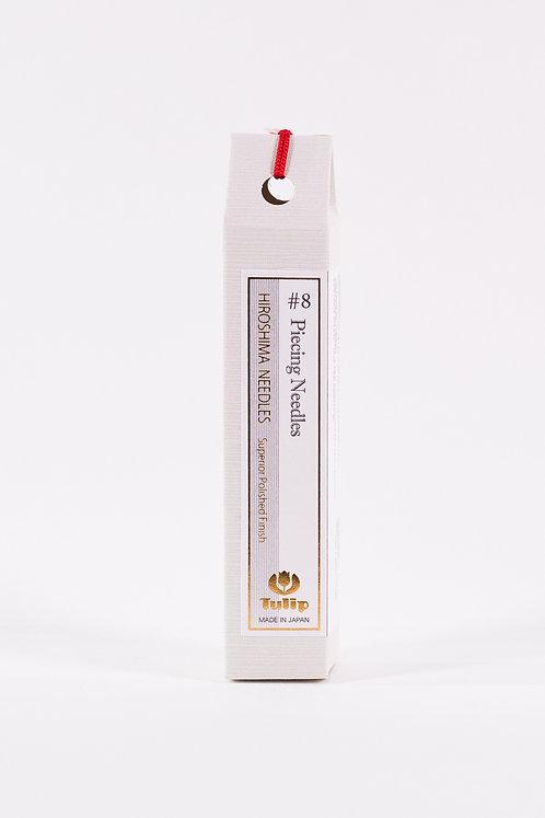 Tulip Piecing Needles Size #8