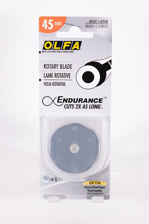 OLFA ROTARY Endurance Blade | 45 mm | 1 ct