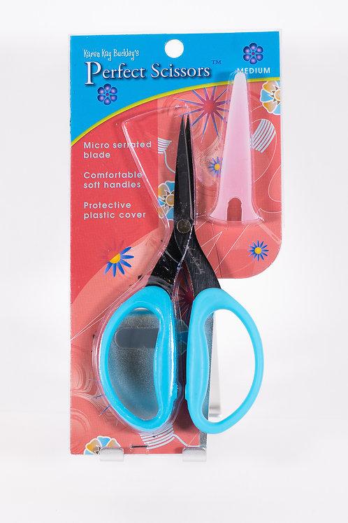 """6"""" Medium Perfect Applique Scissors Karen Kay Buckley"""