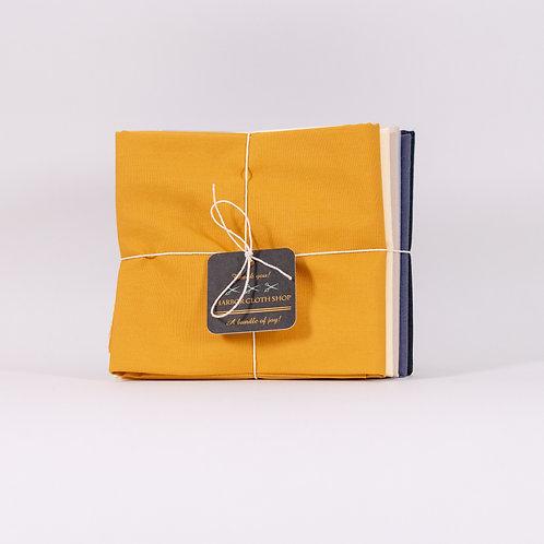 Goldfinch Bundle  I  6 pc 1/2 Yard Bundle