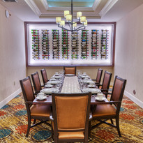 Assisted Living Facility Dining Room