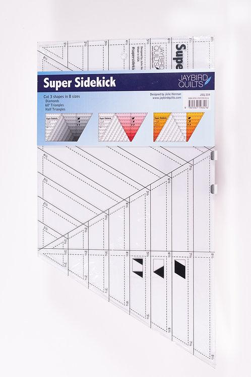 Super Sidekick Ruler | Jaybird Quilts | Creative Grids