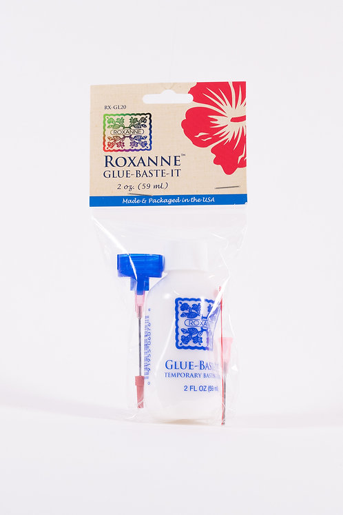 Roxanne's BASTE IT Glue | 2 oz