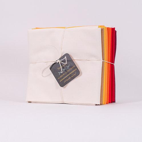 Yakima Bundle  I  7 pc 1/2 Yard Bundle