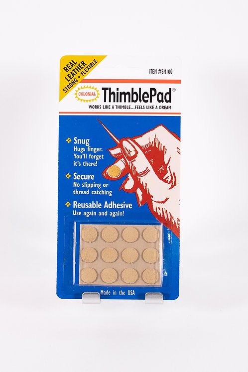 Thimble Pads - Leather