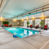 Assisted Living Facility Pool