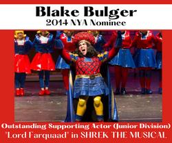 Blake 2014 SHREK