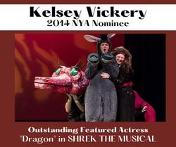Kelsey 2014 SHREK