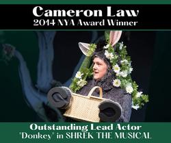 Cameron 2014 SHREK