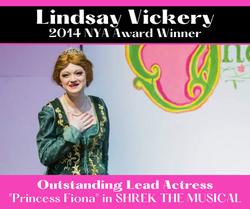 Lindsay 2014 SHREK