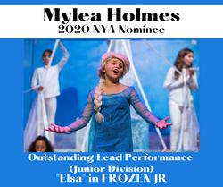 Mylea Holmes