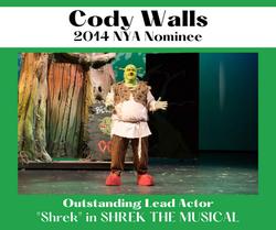 Cody 2014 SHREK