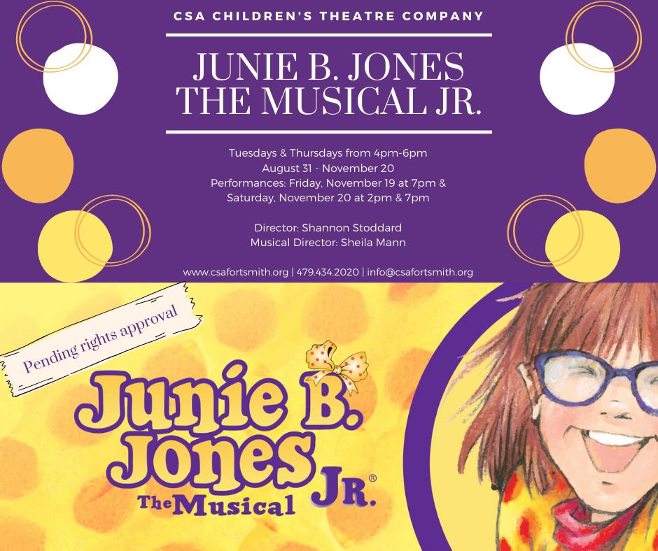 Children's Theatre Junie B Jones.png