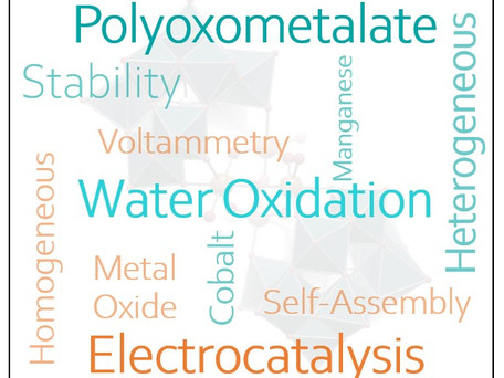 POM-electrocatalysts for water oxidation in Molecules