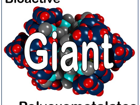 Giant POMs with antitumor properties published in Angewandte