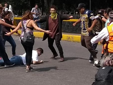 La UNAM en contra de la violencia