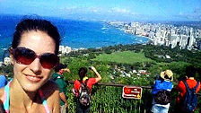 Diamond Haed Hawai