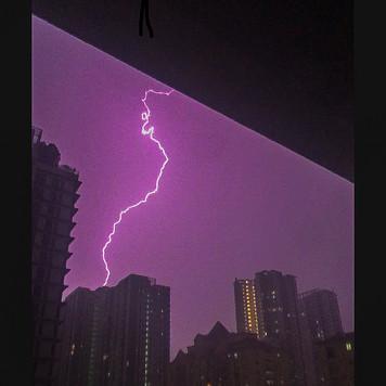 Šílené bouřky