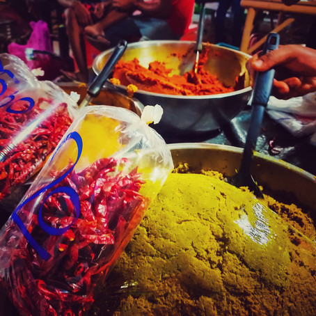 Curry nebo Kari