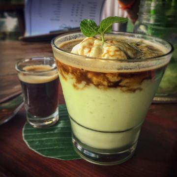 Kafe do zelena