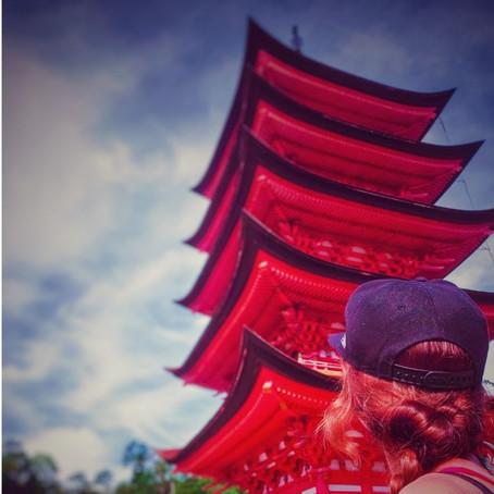 M I Y A J I M A pagoda