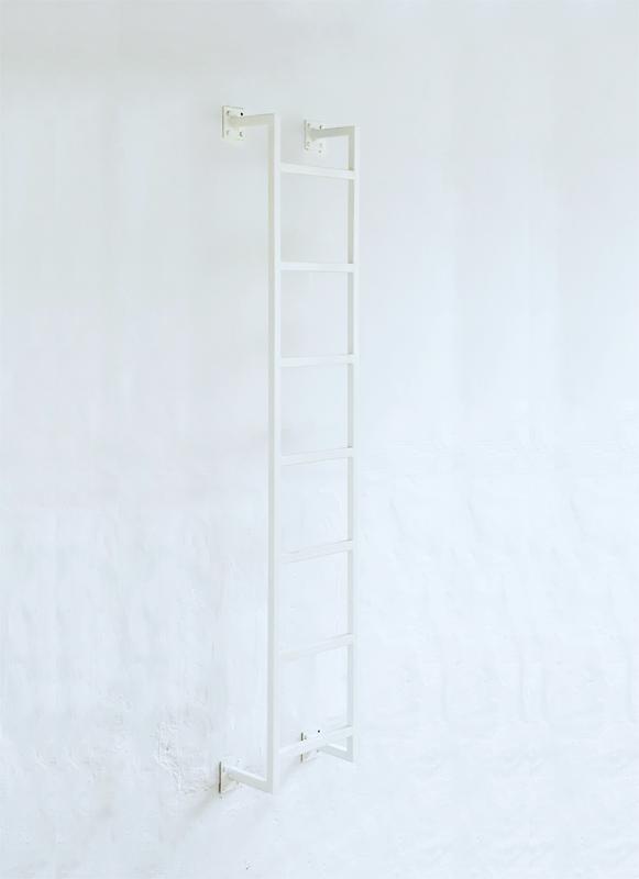 Witte ladder