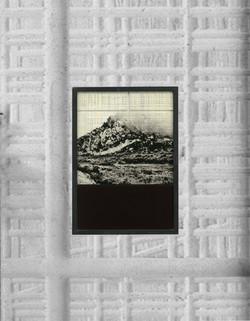 Interior design of a mountain