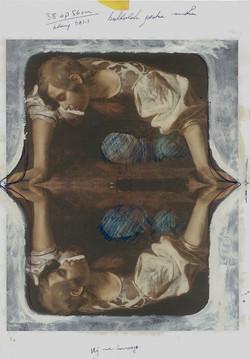 Narcissus, cfr. Carravaggio