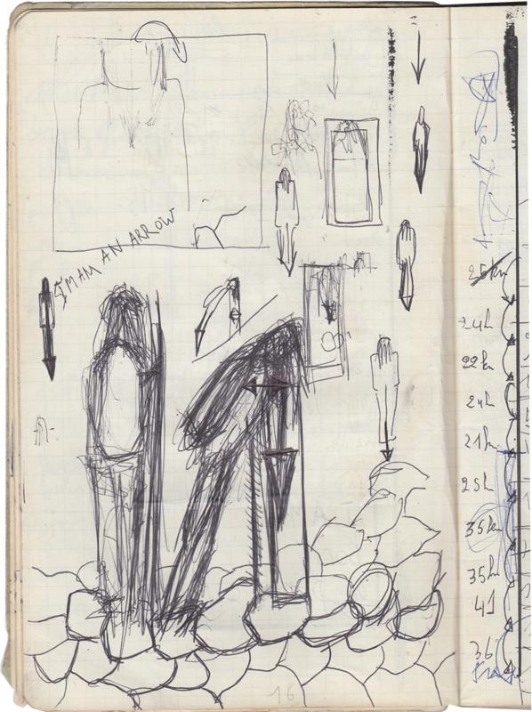 Dagboek 'op weg naar Santiago'