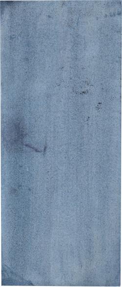 Stuk van blauw