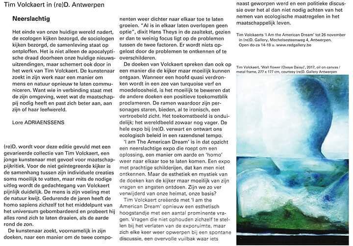 H ART Magazine, nov 2017