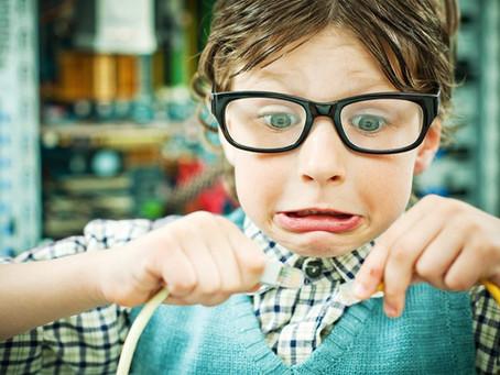 С какого возраста можно выписывать ребенку очки?