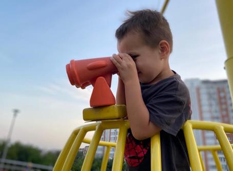 Амблиопия у детей старшего возраста