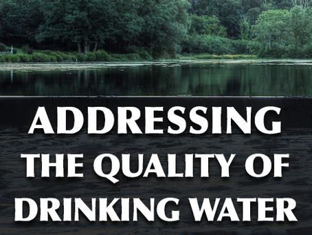 How do You Inform Your Community About the Quality of Their Local Drinking Water?