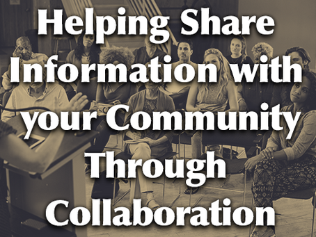 We Help Coordinate Your Communications!
