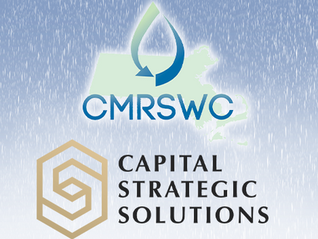 We are Excited to Announce our Partnership with the Central MA Regional Stormwater Coalition!