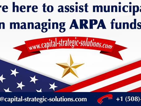 Maximizing ARPA, CARES, and FEMA Grants