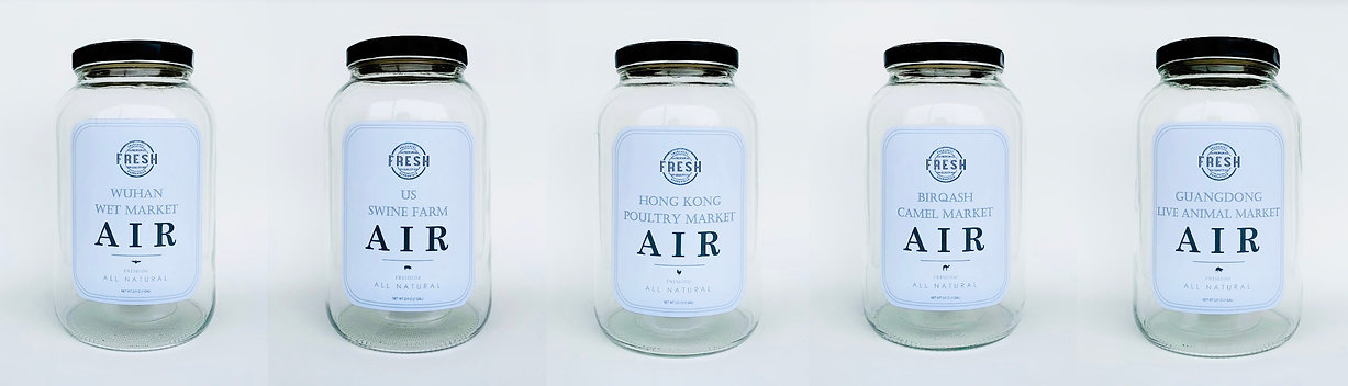 AIR JARS (Spring 2020 Product Line)