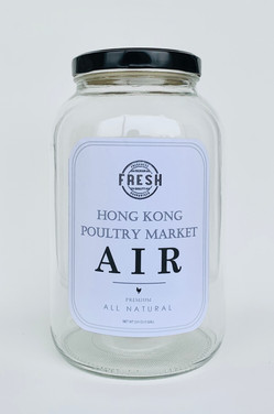 Hong Kong Poultry Market (Bird Flu)