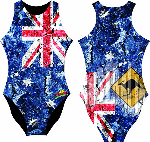 Country Flags Ladies WP Suit