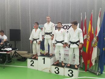 Oro en Supercopa de Amurrio para Raúl