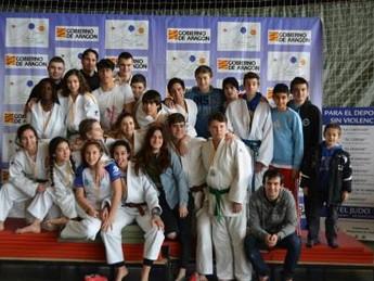 15 Metales en la 1ª Fase de los Juegos Escolares de la Categoría Infantil y Cadete.