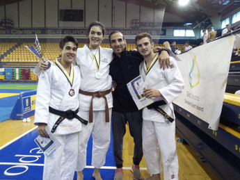 "XVII Torneo Internacional de Judo               "" Santiago Ojeda"""