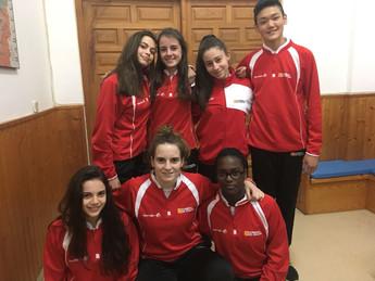 2 Bronces en el Campeonato de España Infantil y Cadete para las hermanas Ramírez