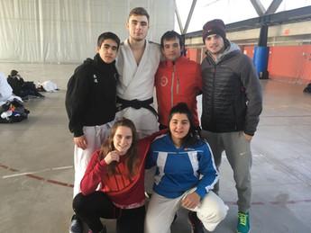 Raquel de Pablo y Bogdan Medallistas en la Copa de España de Tortosa, los pequeños buena actuación p