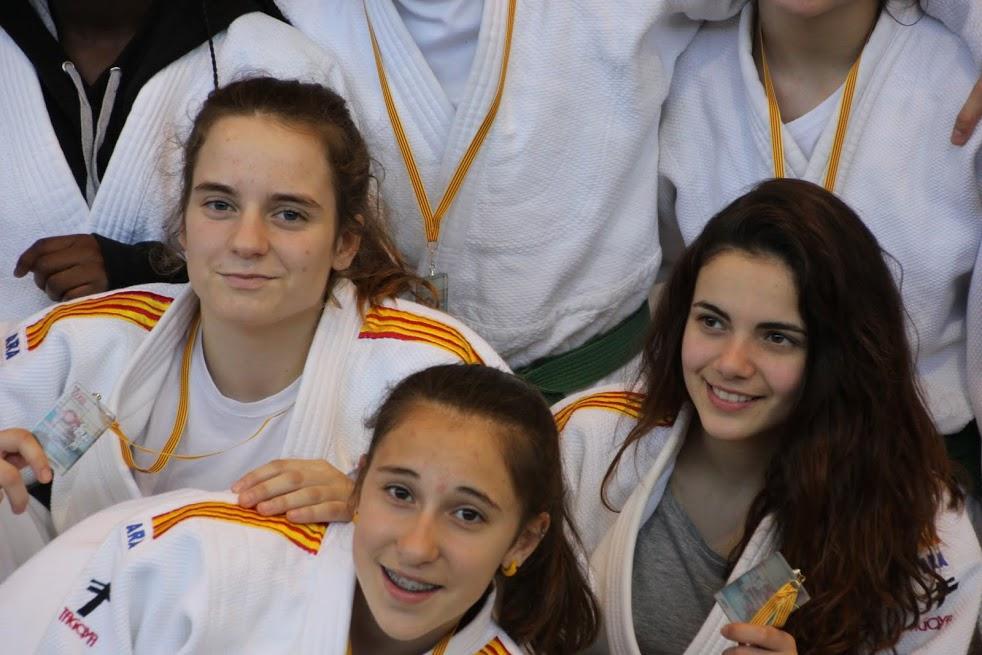 las chicas cadetes